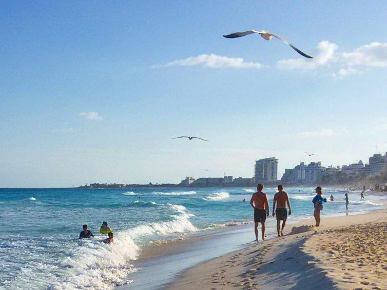 Cancún – přestupní stanice atipy pro baťůžkáře